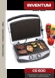 Inventum CG600 Contact Grill