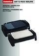 Inventum GL41 Contact Grill