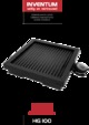 Inventum HG100 Contact Grill