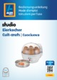 Studio JA303-1 Egg Cooker