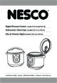 Nesco PC4-14P Pressure Cooker