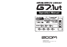 Zoom G7.1ut Musical Instrument