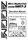 Zoom MRT-3 Musical Instrument
