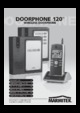 Marmitek DoorPhone 124 Intercom System