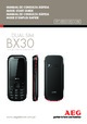 AEG BX30 Mobile Phone