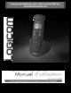 Logicom Luna 350 Wireless Phone