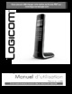 Logicom Luxia 250 Wireless Phone