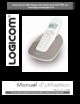 Logicom Manta 350 Wireless Phone