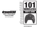 DreamGEAR 101 Wireless Video Game Controller